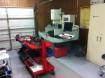 New CNC Milling Machine