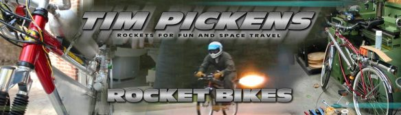 Tim Pickens Rocket Bikes Projects